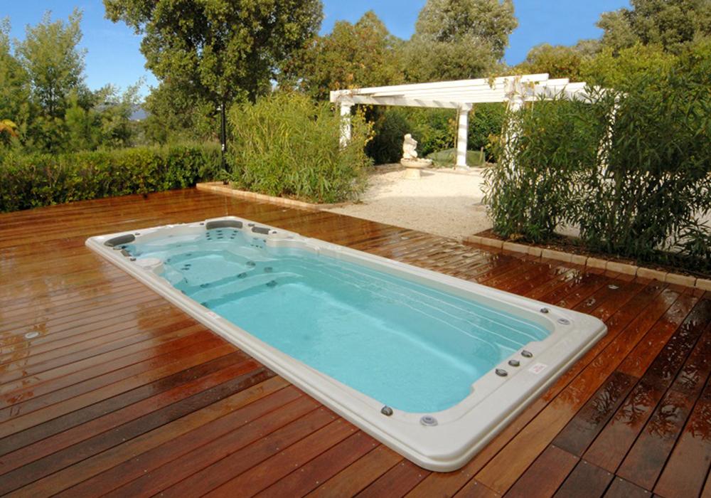 bazény Swim spa