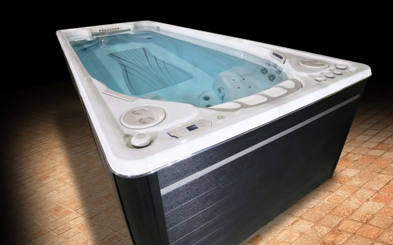 Swim spa Executive Trainer 19 Hydropool